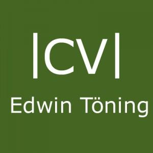 cv edwin toning